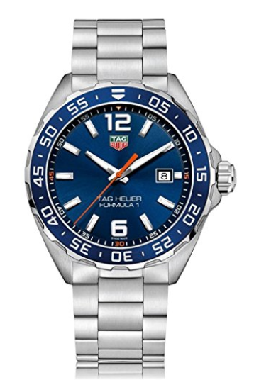 Tag Heuer Formula 1 Mens Watch WAZ1010 BA0842